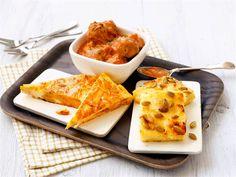 Lihapyörykät espanjalaisittain mehevässä tomaattikastikkeessa maistuvat tapaksina tai kastikeruokana esim. pastan tai riisin kanssa.