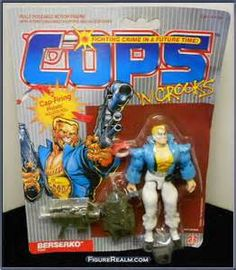 C.O.P.S. Action Figure - Bing Images