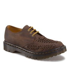 Look at this #zulilyfind! Aztec Ezra Leather Oxford #zulilyfinds