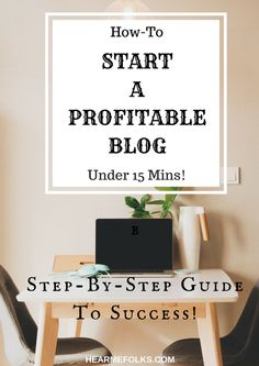 Learn to create your own self hosted wordpress blog on Siteground and drive your way to success with some cool tips. http://hearmefolks.com/step-by-step-guide-to-start-a-profitable-blog/