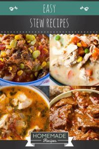 11 Easy Stew Recipes To Warm You Up This Chilly Season