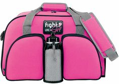 Fight Like a Girl Signature Weekender Duffel Bag ** Continue to the product at the image link.