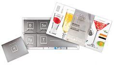 ThinkGeek :: Molecular Cocktails Starter Kit: Chemistry set meet liquor store.