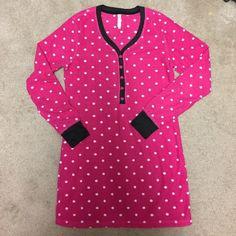 Pajama drama sleepwear Very cute pajama dress. Like new. Intimates & Sleepwear Pajamas