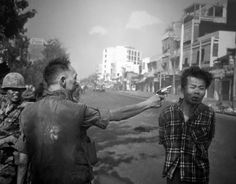 "Pulitzer Prize for Spot News Photography 1969: Edward T. Adams, Associated Press - For his photograph, ""Saigon Execution."""