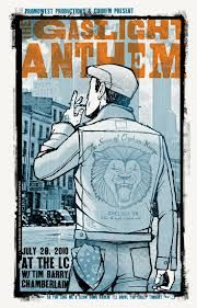gaslight anthem posters - Google Search