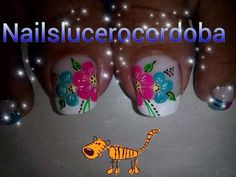 Manicure Y Pedicure, Iris, Christmas Bulbs, Lily, Nail Art, Holiday Decor, Pretty, Ideas Para, Charlotte