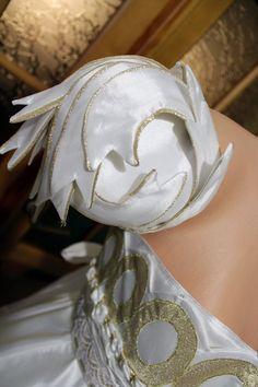 Custom made Princess Serenity dress by elvenstore on Etsy