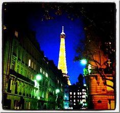 Paris!  Ifal tower