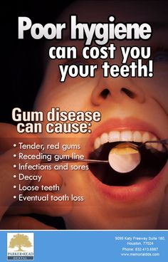 Good hygiene only takes minutes a day, and it can stop gum disease. Do you brush AND floss regularly?