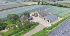 Te koop aan de Tochtsloot 1 in Waarland. woonboerderij, woonboerderij met 7 kamers aan de Tochtsloot 1 - € 475.000 k.k. - Klaver Makelaardij