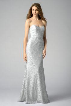 7a2cd31d4c8 Watters Maids Dress 7251 Wedding 2017
