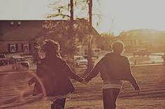 10.Codziennie będziemy chodzić na długie spacery....i okazywać sobie miłości <3