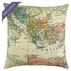 Roman Empire Pillow
