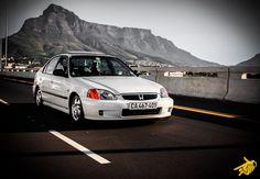 OEM Honda Ballade VTec - Cape Towns finest  @ M5 Freeway Cape Town