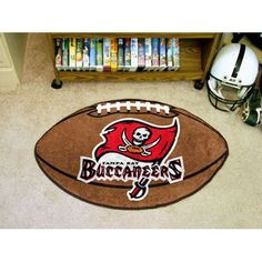 Tampa Bay Buccaneers NFL Football Floor Mat 22 x35