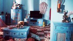 Wohnzimmer Komplett Neu Gestalten Ideen Kreative Deko