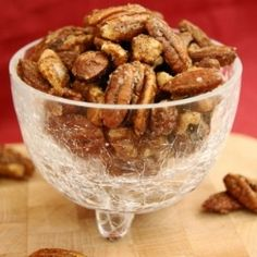 Chai-Spiced Mixed Nuts by TheKitchenPlayground