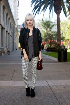 College Street Style in Los Angeles | Best Campus Fashion | Teen Vogue