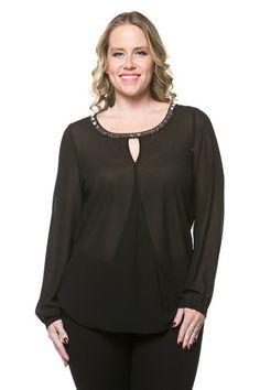 2dabf783374 Clothing XL - 3x. Size ClothingPlus Size OutfitsBlousesLarge ...