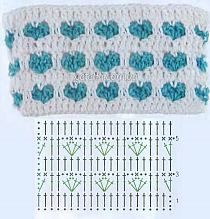 bedspread, blanket pattern on / crochet hook on Stylowi.pl