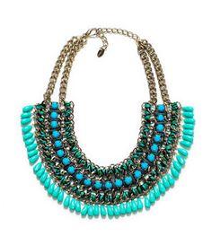 40 collares con estilo para tus looks - Collar de Zara