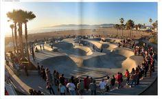 cool skate park