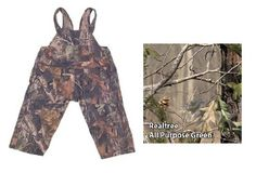 Bell Ranger Lil' Joey Realtree All Purpose Green Camo Toddler Girl's Bib Overall - 4TFrom #Bell Ranger Price: $27.66 Availability: Usually ships in 4-5 business daysShips From #and sold by UnbeatableSale  Inc