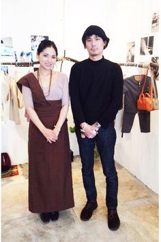 女優 野波麻帆さんと俳優の水上剣星さんが立ち上げた子供服ブランドhimherの展示会へKyoko Osawa