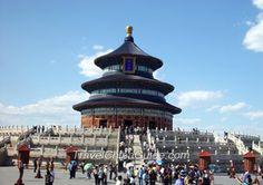 Beijing Temple of Heaven: Imperial Sacrificial Altar