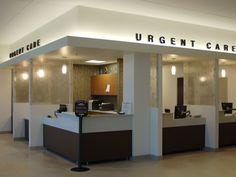 Sharp Sorrento Mesa   Installations Medical Design, Healthcare Design, Service Counter, Window Privacy, Hospital Design, Clinic Design, Front Office, Sorrento, Commercial Design