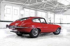 Jaguar E-Type 1961 – 1974