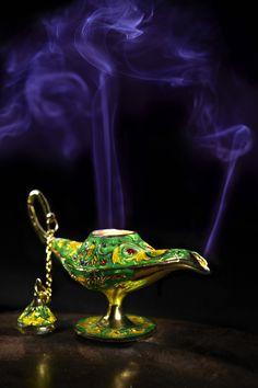 Genie Lamp - by Brian Dierks