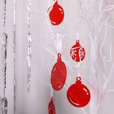 Snow & Shine decorations by Koziol | LOVEThESIGN