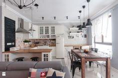 Kuchnia styl Skandynawski - zdjęcie od ARCHITETTO - Kuchnia - Styl Skandynawski - ARCHITETTO