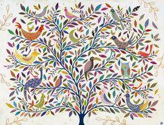 Eliza Piro 'Menagerie Tree'