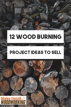 12 Wood Burning Project Ideas to Sell. Want to make extra money from your hobby? If you like to do wood burning or are looking for a hobby that you can make some money on the side with, check out these project ideas to sell and give as gifts. Wood Burning Crafts, Wood Burning Art, Wood Burning Projects, Beginner Woodworking Projects, Fine Woodworking, Woodworking Ideas, Woodworking Furniture, Carpentry Projects, Woodworking Books