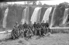 Angolan, Soviet, and Cuban officers pose for a group photograph in Angola sometime during Super Images, Defence Force, Special Forces, Cuba, South Africa, African, Military, In This Moment, History
