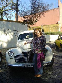 Expo de autos antiguos - Plaza de Artesanos, Curitiba