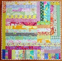 Aligning the Quilt Sandwich Tutorial - Red Pepper Quilts