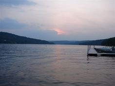 Deep Creek Lake was one of our favorite family vacations