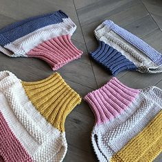 Ravelry: Lettvinthals pattern by Veslestrikk Knitting Designs, Knitting Patterns Free, Free Knitting, Baby Knitting, Free Crochet, Knit Crochet, Baby Shawl, Big Knit Blanket, Big Knits