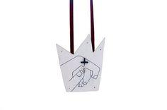 Mencolek - Mienteme II (necklace)