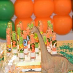 Festa dinossauro - dino party