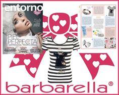 Camiseta Barbarella en la revista Tu entorno (febrero 2012)  http://www.barbarella.es/tiendabarbarella/