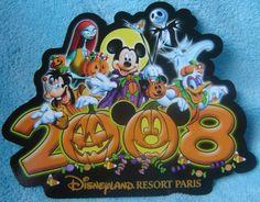 Carte postale Halloween 2008