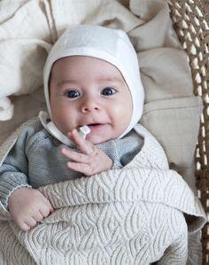 Babydecke aus Biobaumwolle nordliebe.com