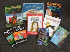Win a Collection of Books by Local Authors