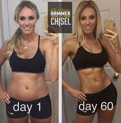 We all have different goals...some of you want to lean out, while others might want to sculpt and maintain what they've got or even build more muscle. No matter what your vision is for your ultimate physique, you can get there with The Master's Hammer and Chisel. Wanna learn more? Hit me back!