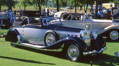 1936 Hispano-Suiza V12 convertible victoria